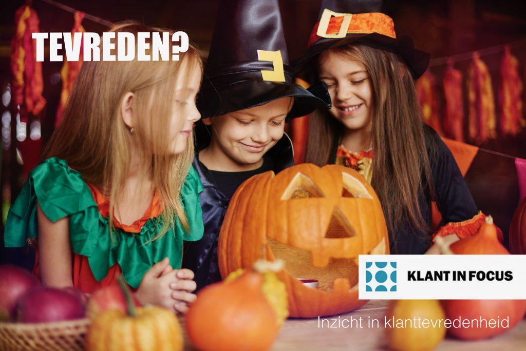 Halloween Klantinfocus