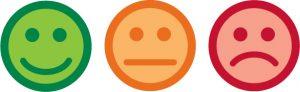Smileys meten klanttevredenheid KLANTINFOCUS