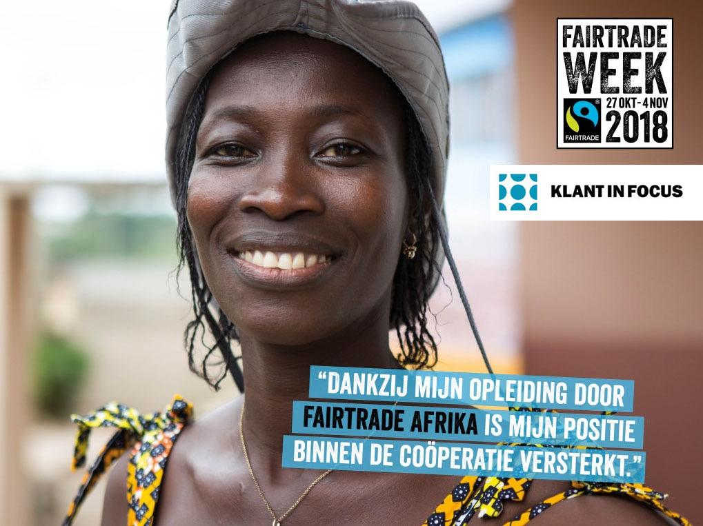 fairtrade week klantinfocus